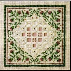 cross stitch and hardanger