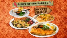 Corky's South of the Border Breakfasts are back!