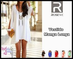 DEU A LOUCA, VOU ARRASAR: Vestido luxo!!!