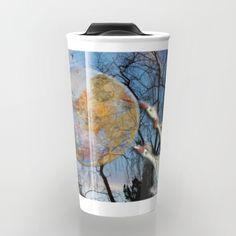 Flight Home Travel Mug by crismanart Travel Mug, Mugs, Home, Art, Art Background, Kunst, Mug, Performing Arts, Haus