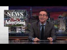 Last Week Tonight with John Oliver: Native Advertising (HBO) - YouTube