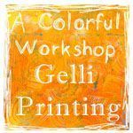 Gelli plates have a unique surface that allows you to pull monotypes on clear adhesive film! Watch this video and see how easy it is to do!...