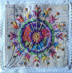 54 best Isobel Moore Textile Art images on Pinterest | Textile art ...
