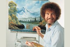 5 (Happy Little) Things You Didn't Know About Bob Ross | Mental Floss