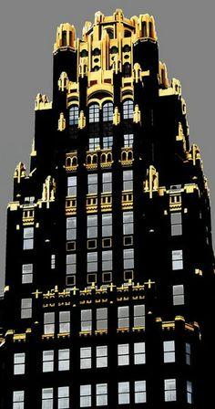 Art Et Architecture, Beautiful Architecture, Architecture Details, Futuristic Architecture, Art Nouveau, Deco New York, Bryant Park Hotel, Resorts, Amazing Buildings