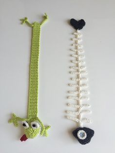 crochet model,knitting and free pattern. Marque-pages Au Crochet, Crochet Mouse, Crochet Amigurumi, Crochet Books, Crochet Gifts, Crochet Stitches, Crochet Bookmark Pattern, Crochet Bookmarks, Knitting Patterns