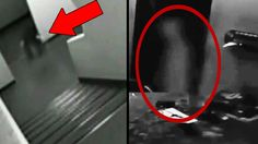 15 Ghost CCTV Videos That Should Not Exist! Paranormal Caught On CCTV Ca...