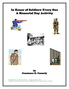 memorial day activity ideas