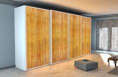 Immagina un armadio che illumini la tua camera da letto con tutte le venature del legno; un arredo unico e di design capace di regalare all'ambiente circostante armonia ed eleganza. Anche se ti sembra incredibile, è B-RightWood.  #wood #legno #brightwood #armadio #nature #natura #emotion #emozione #luce #light #arredo #design #interiordesign
