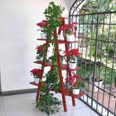 arvore de natal de escada - Pesquisa Google