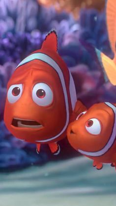 Finding Nemo Disney Movie Scenes, Disney Pixar Movies, Disney Animated Movies, Disney Cartoons, Disney Cars, Nemo Wallpaper, Cute Disney Wallpaper, Disney Images, Disney Pictures