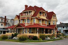 Victorian Homes-Martha's Vineyard - jaybirdseye