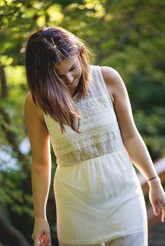Evening Sun, Dress Summer, Work Fashion, Freckles, Sunlight, White Dress, Romance, Facebook, Photography