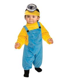 Little Minion Costume