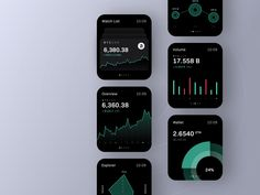 Trading app for apple watch + 3 Dribbble invites designed by Robin Holesinsky. Connect with them on Dribbble; Web Design, Template Web, Samsung Note 3, Finance, Apple Watch 3, Ios Phone, Android Watch, Countdown Timer, Online Watch Store