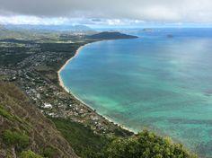 Deadman's Catwalk Hike, Honolulu, Hi #HikeHawaii #oahu #Deadmanscatwalk