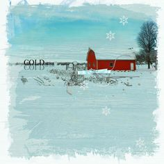 Cold as ice by Happy Scrap Arts. Available at Digiscrap: http://winkel.digiscrap.nl/Cold-as-Ice/