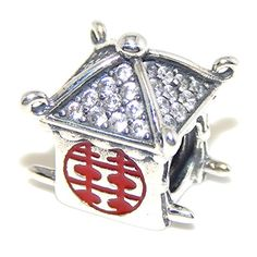 "Pro Jewelry .925 Sterling Silver ""Chinese Hut w/ White Crystal Roof"" Charm Bead for Snake Chain Charm Bracelet Pro Jewelry http://www.amazon.com/dp/B00PAZZ14A/ref=cm_sw_r_pi_dp_.gd0ub1VD58TK"