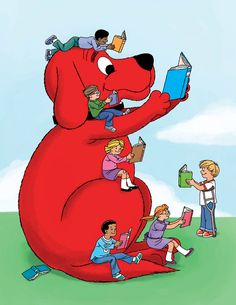 Norman Bridwell's Clifford the Big Red Dog