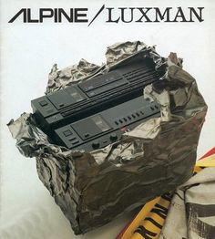 Bag of Secrets Alpine/LUXMAN (1985) www.1001hifi.com