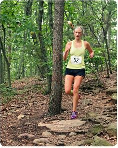 Tips for Surviving Trail Running