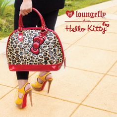 71043ae9aa1f HK Leopard limited-edition bag from Loungefly Hello My Love