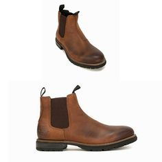 """Lovely leather boots called """"Rodrigo"""" from Vagabond! ♡ Go get it for about $150 at @nellycom.  #autumn #menswear #mensclothing #mensfashion #autumnfashion #boots #leather #fashiononsale #autumn #clothing #shoes #shoesoftheday"""