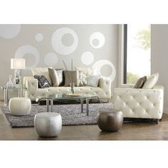 art van living room furniture modern decor 44 best store images for glitter collection fabric sets rooms a very glam hollywood cherie