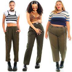 O Tumblr é o lugar para se expressar, se descobrir e se deleitar com as coisas que você curte. É aqui que seus interesses conectam você a seus iguais. Indie Outfits, New Outfits, Cool Outfits, Fashion Outfits, Look Retro, Poses References, Looks Plus Size, Fashion Catalogue, 2000s Fashion