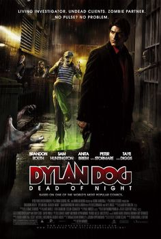 Dylan Dog, different take on childhood monsters