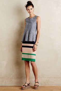 Parfait Pencil Skirt - anthropologie.com