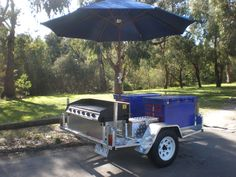BBQ Trailers