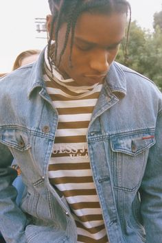 See A$AP Rocky's Dope New Denim Line | Teen Vogue