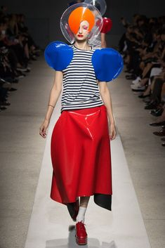 Junya Watanabe Spring 2015 Ready-to-Wear - Collection - Gallery - Look 1 - Style.com