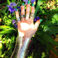 Bluebell Magic on a Sunday  ॐ www.ohmboho.com ॐ #ohmboho #jewellery #jewelry #tibetan #om #ohm #aum #ganesh #crystal #bluebells #mantra #boho #bohemian #bohochic #bohostyle #bohofashion #hippy #hippy #ethnic #gypsy #native #ibizastyle #ibizafashion #festivalstyle #festivalfashion