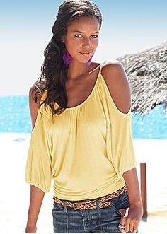 Women's Tops - Peplum Tops, Off Shoulder Tops, Tank Tops and More by VENUS $39