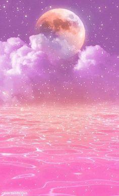 Unicornios Wallpaper, Iphone Wallpaper Sky, Cute Galaxy Wallpaper, Night Sky Wallpaper, Cute Pastel Wallpaper, Rainbow Wallpaper, Glitter Wallpaper, Cute Patterns Wallpaper, Aesthetic Pastel Wallpaper