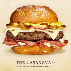 The Casanova Burger
