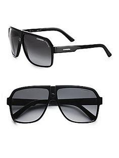 Carrera Plastic Navigator Sunglasses