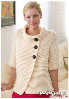 Ideas For Knitting Jacket Women Sweaters Crochet Cardigan Crochet Cardigan Pattern, Crochet Jacket, Knit Jacket, Knit Cardigan, Knitting Patterns, Crochet Patterns, Hand Knitted Sweaters, Crochet Woman, Jacket Pattern