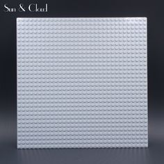 good quality Gray 32*32 Dots Building Base Plate for block Toys Best Gift for Kid Education Christmas