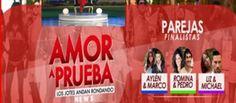 #AmorAPrueba' la Final será el 14 de mayo y ya tenemos detalles de lo que ocurrirá. Se emite a partir de las 23 hs de Chile.#showbiztv_es