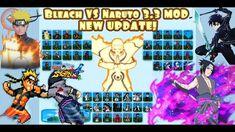 90 Ide Bleach Vs Naruto Mugen Android 2020 Naruto Shippuden Aplikasi Aplikasi Android