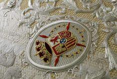 Великолепие испанской религиозной вышивки - Ярмарка Мастеров - ручная работа, handmade