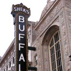 Shea's Performing Arts Center > Buildings Catalog > Buildings & Sites > Preservation Buffalo Niagara