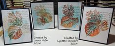 Holmade Laura: November 5th Stampfest with Lynette