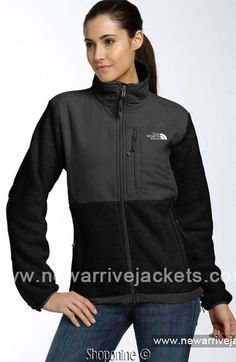 The North Face Black Womens Denali Fleece Jacket  http   www.newarrivejackets. 9083ed299881
