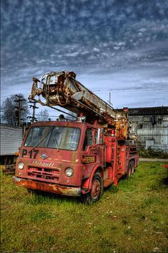 Old Fire Truck | Shared by LION