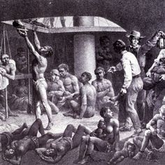 The Horrific Conditions on Slave Ships