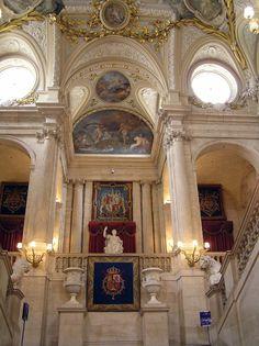 Baroque Design, Royal Palace, Luxury Interior Design, Beautiful Interiors, Architecture, City, Royals, Castle Interiors, Ahs